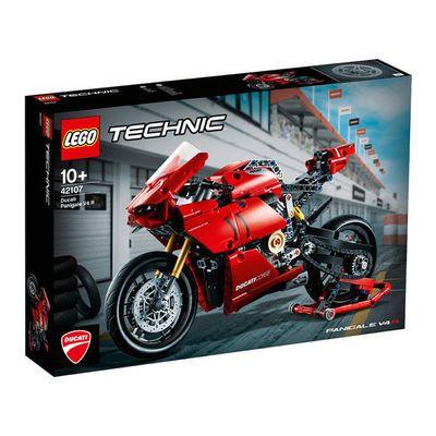 LEGO �ָ� 42107�Ƽ�ϵ�� �ſ���V4RĦ�� ��Ʒ�����������