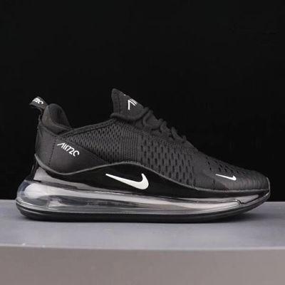 2020秋季男女气垫运动鞋新款720全掌气垫透气休闲鞋女跑步鞋子男