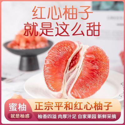 【精品水果】福建平和琯溪红心柚蜜柚子薄皮多肉新鲜当季水果包邮