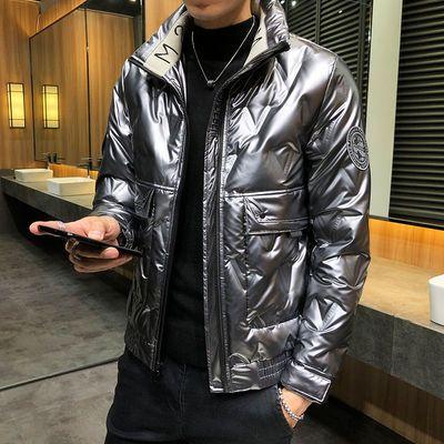 秋冬季新款潮牌羽绒服男士短款轻薄外套韩版保暖冬装反季清仓