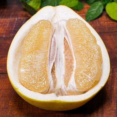 福建平和琯溪白肉蜜柚白心柚子红心蜜柚水果新鲜应季红柚白柚批发