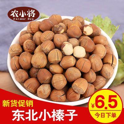 新货东北野生小榛子铁岭特产原味薄皮熟坚果零食250g/1000g