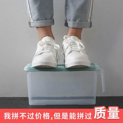 4.5L大容量透明带盖收纳保鲜盒食品级蔬菜水果保鲜盒冰箱