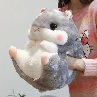 热水袋充电防爆暖水袋暖宝宝毛绒萌萌可爱冬季韩版卡通暖手宝女生