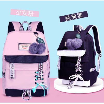 书包女学生韩版大容量双肩背包初中高中生学生少女网红校园双肩包