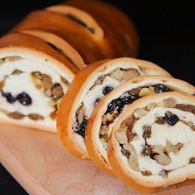 田园盛态  俄式大列巴果仁可手撕面包 早餐代餐零食面包