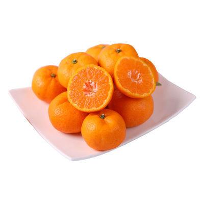 现摘现发正宗南丰蜜桔新鲜博皮孕妇水果批发 香甜橘子桔子5斤3斤