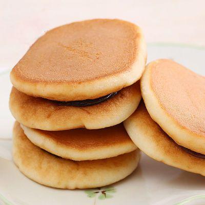 27505/铜锣烧整箱夹心蛋糕红豆早餐零食充饥夜宵面包饼干点小吃休闲食品