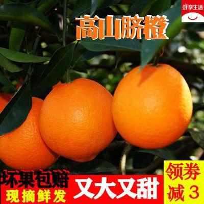 四川高山脐橙橙子新鲜水果10斤大果应季整箱手剥冰糖甜橙5果冻橙