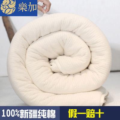 LEHOME/乐加新疆一级棉花被冬天加厚被子学生被芯100%纯棉春秋被