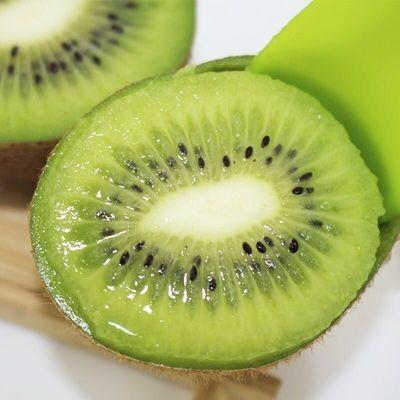 陕西绿心猕猴桃新鲜5斤10斤当季猕猴桃水果非红心黄心泥猴桃批发