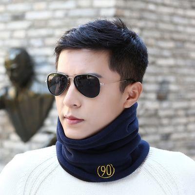 户外围脖男冬季保暖骑行脖套韩版滑雪学生套头面罩防风围巾帽子