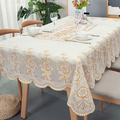 桌布罩长方形北欧pvc防水防油长方桌餐桌布茶几巾ins学习桌盖布