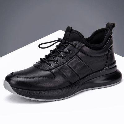 【单棉同款】男鞋2020秋冬季运动鞋男潮鞋跑鞋休闲鞋男士跑步鞋子