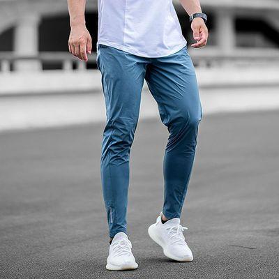 77674/ongoing运动长裤轻薄弹力速干修身健身小脚裤健身裤运动裤速干裤