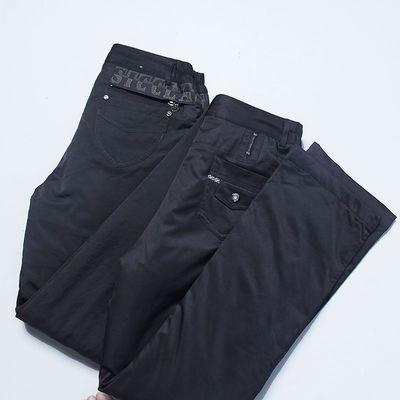 双11清仓 人手两条冬季羽绒裤男女外穿休闲加厚90绒小直筒裤子潮