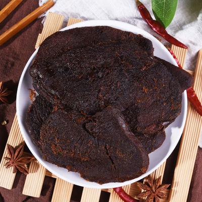 手撕风干正宗内蒙古风味牛肉五香辣500g牛肉片散装休闲零食小吃