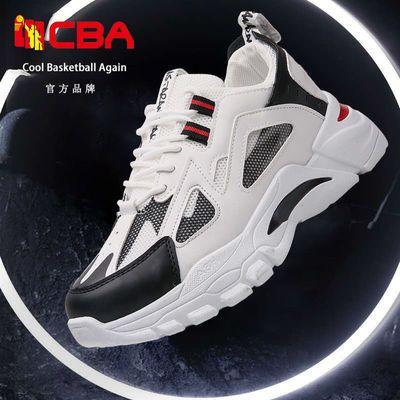 CBA品牌老爹鞋2020秋冬新款韩版休闲ins潮鞋韩版跑步老爹鞋