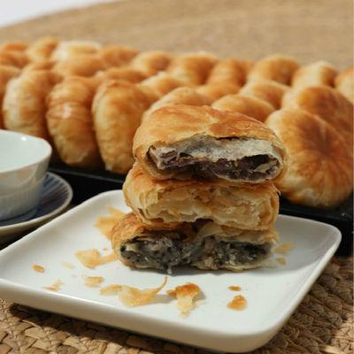一斤东北小酥饼老式糕点单独包装酥软老人食品整箱
