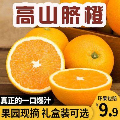 【新鲜脐橙】赣南现摘高山脐橙湖北秭归脐橙四川金堂脐橙手剥甜橙