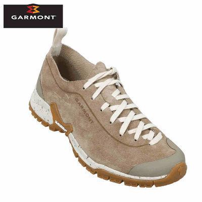 GARMONT嘎蒙特提卡尔女款休闲鞋牛皮米其林大底户外旅行鞋