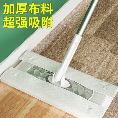 静电除尘纸静电除尘拖把一次性吸尘免洗布吸毛发擦地板干湿巾,免费领取5元拼多多优惠券