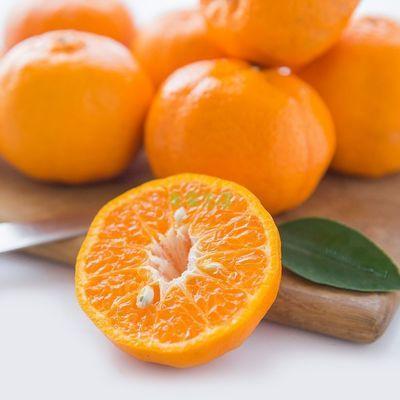 桔子橘子椪柑芦柑四川当季新鲜水果水果批发3斤5斤8斤