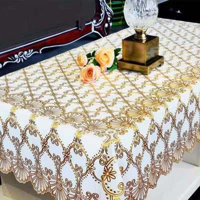 餐桌布防水防油防烫免洗pvc茶几罩子家用正长方形台布ins学习桌垫