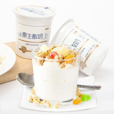 【整箱批顺丰包邮】康诺益生菌老酸奶原味儿童学生牛奶180g*10杯
