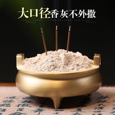 纯铜香炉家用大号供奉供佛沉香檀香炉线香炉复古铜香炉茶道香薰炉