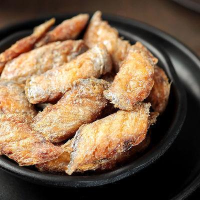 星仔岛带鱼酥小鱼干东海特产即食休闲零食120g一包