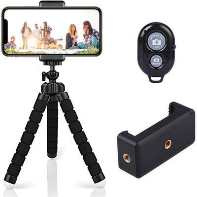 25941/手机懒人支架可调节八爪鱼三脚架拍照vlog单反户外桌面网红手持架