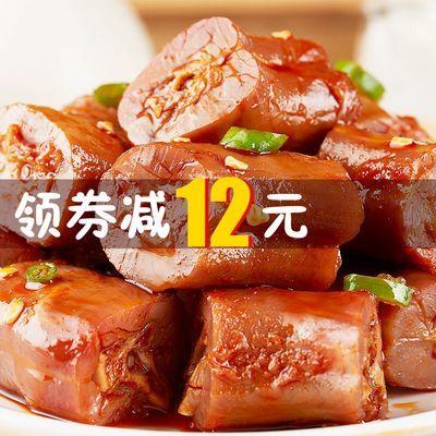 【可可哥】精武鸭脖劲爆麻辣多口味卤味休闲零食湖北武汉特产小吃