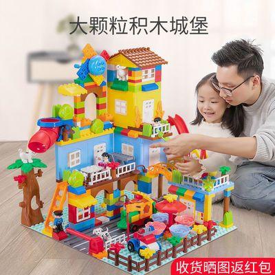 38985/兼容乐高儿童玩具积木拼装大颗粒益智力3宝宝动脑男女孩城堡系列