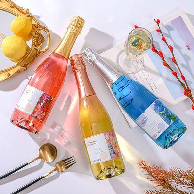 89860/起泡酒气泡酒香槟甜葡萄酒女士酒果酒红酒网红酒白葡萄酒莫斯卡托【11月12日发完】