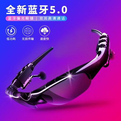 40162/kolinsky跨境新款无线蓝牙眼镜耳机5.0立体声太阳偏光镜运动开车