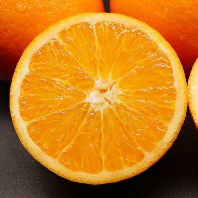 【储存果现发】湖南纽荷尔脐橙孕妇水果高山甜橙薄皮超甜