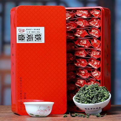 正宗新茶铁观音浓香型茶叶秋茶礼盒装兰花香乌龙茶绿茶高山铁观音