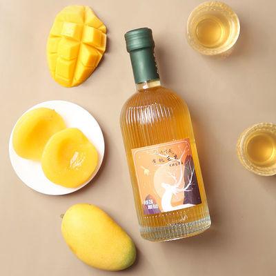几许时光黄桃芒果酒草莓番石榴酒红树莓西柚女士微醺低度酒375ml