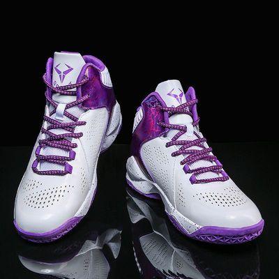 篮球鞋男女高帮战靴耐磨鞋透气增高运动鞋学生情侣休闲鞋时尚潮流