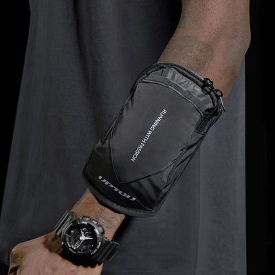 73807/跑步手机臂包手机袋手腕手臂包通用手机套男士手腕包装备运动臂套