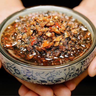 湘西外婆菜咸菜下饭菜280g即食开胃梅干菜雪里红麻辣酱腌菜坛子菜