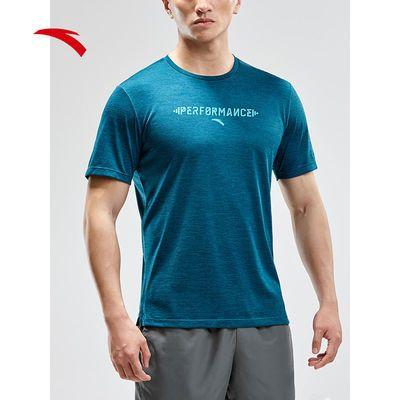 34764/安踏短袖男T恤2021夏季新款休闲运动跑步短T男15927141