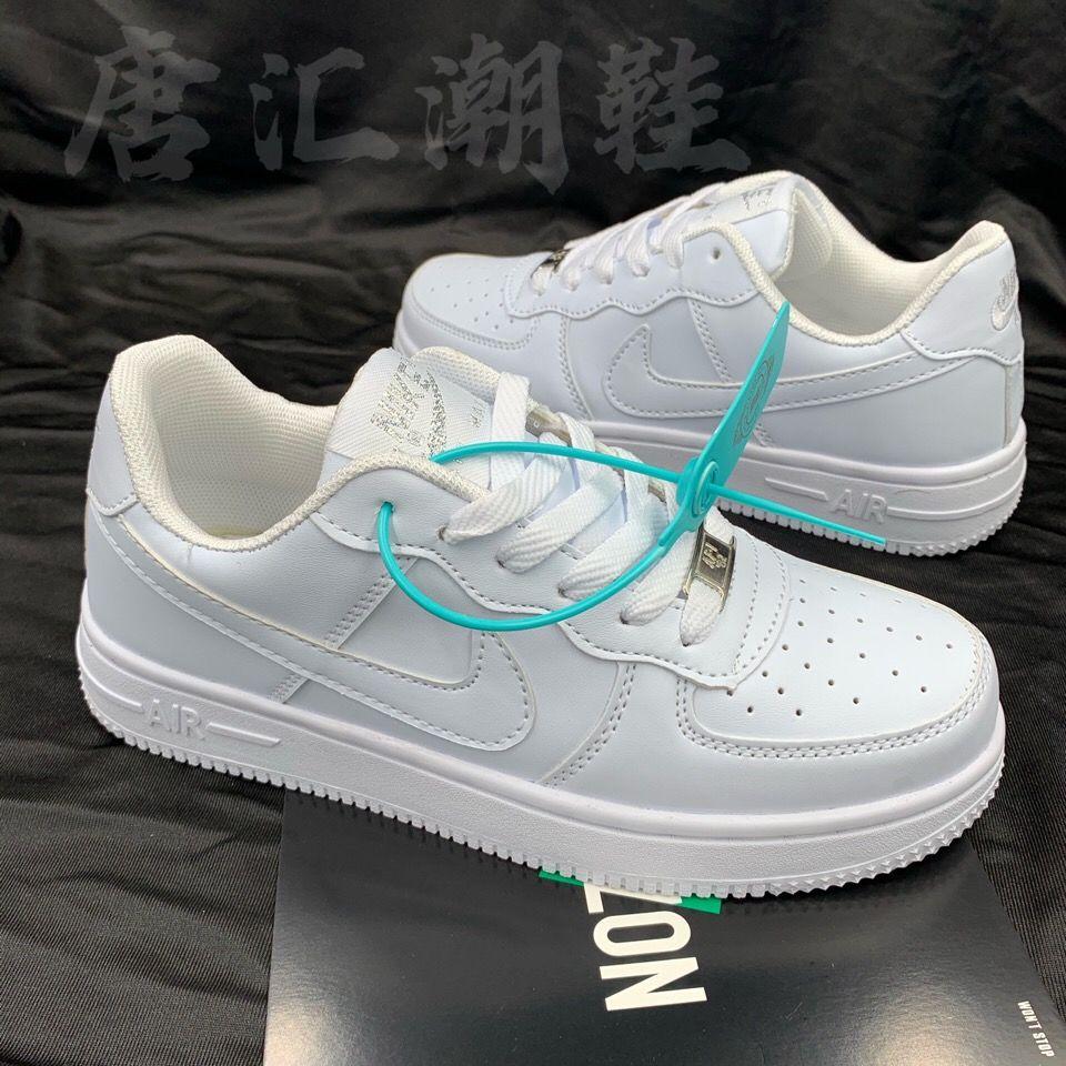 热卖新款AF1空军一号男鞋低帮板鞋小白鞋女学生百搭情侣高帮鞋运