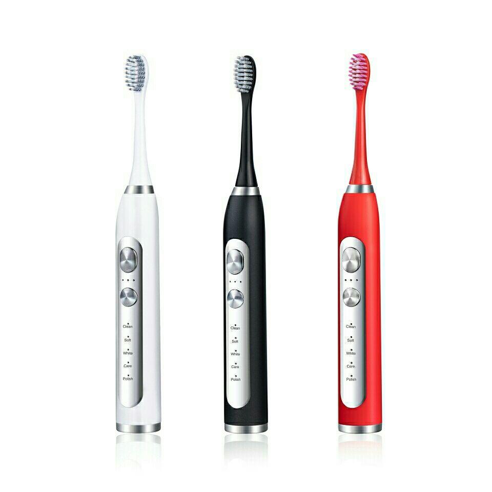 成人电动式牙刷感应震动软毛