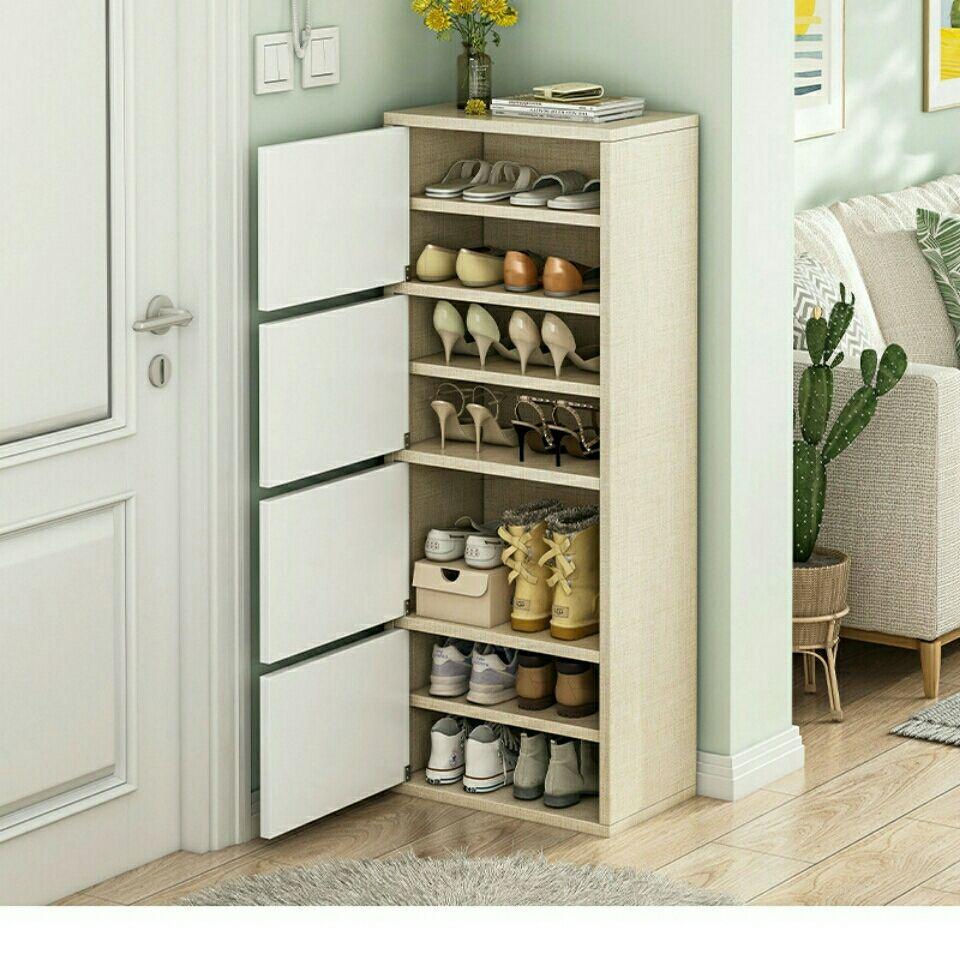 多层鞋架储物柜子置放收纳柜