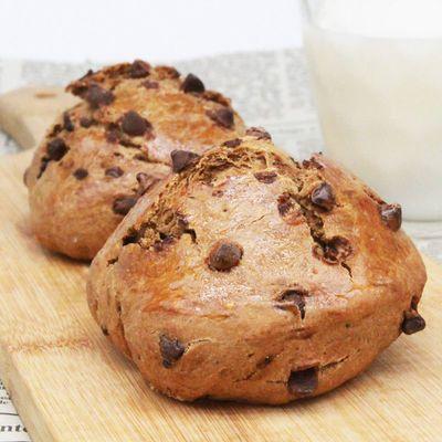 无蔗糖食品全麦司康饼干粗粮杂粮面包饱腹代餐糕点网红欧包零食