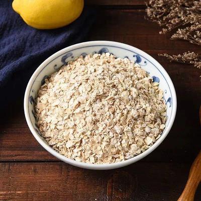 煮粥用原味五谷雜糧粗糧 營養健康800g熟燕麥片