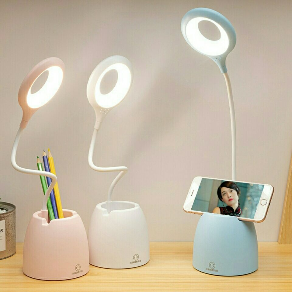 usb充电折叠小台灯