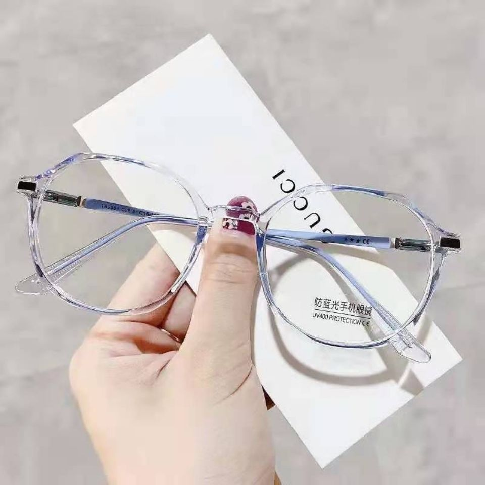 超轻多变眼镜框女可配有度数近视眼镜